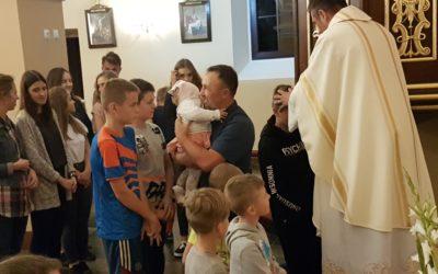 Parafialne świętowanie patrona dzieci i młodzieży