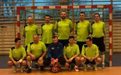 Mistrzostwa Polski Ksieży w Piłce Nożnej Halowej