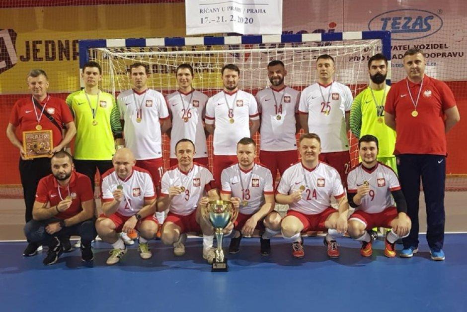 Polscy kapłani ponownie mistrzami Europy w futsalu