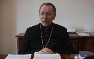 Bp Marian Rojek – Jak przeżyć Wielkanoc będąc w domu